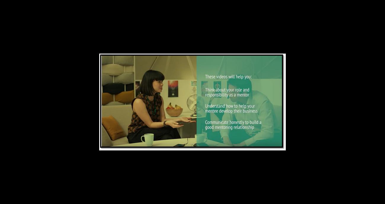 mentor-video
